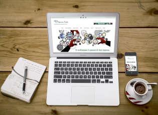 Programma Radon - Sito web con blog ed ecommerce