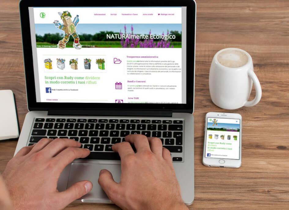 CLIR spa - Sito WordPress conforme alla normativa per gli enti pubblici